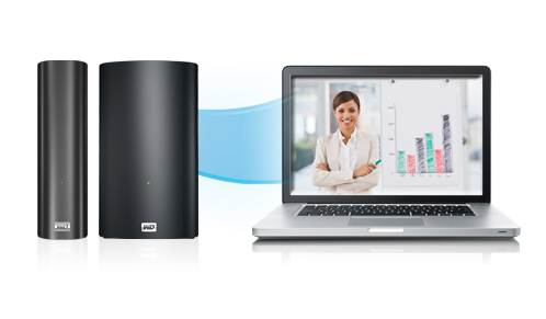 Personal Cloud con Western Digital